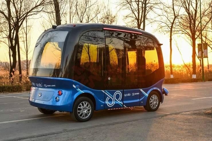 全球首个AI公园:智能化海淀公园成网红 无人车吸睛