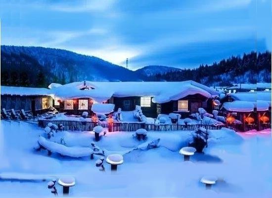 这个淡季有点火 冬季旅游迎来发展期
