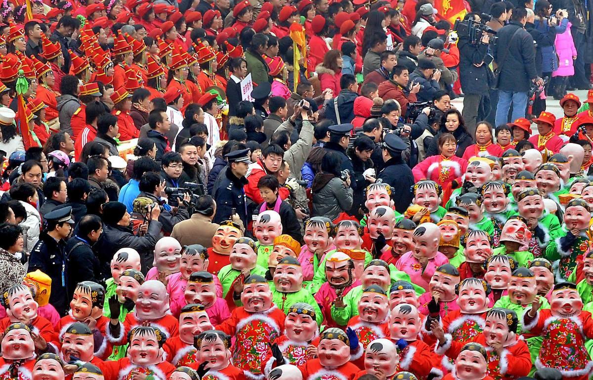 """全球将进入""""中国春节时间"""":超4亿人次踏上旅途"""