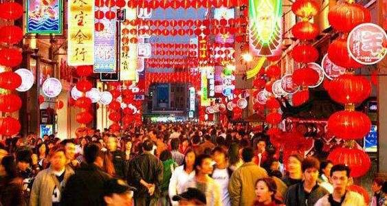 """春节旅游晋升""""新年俗"""" 文化景区满是年味儿"""