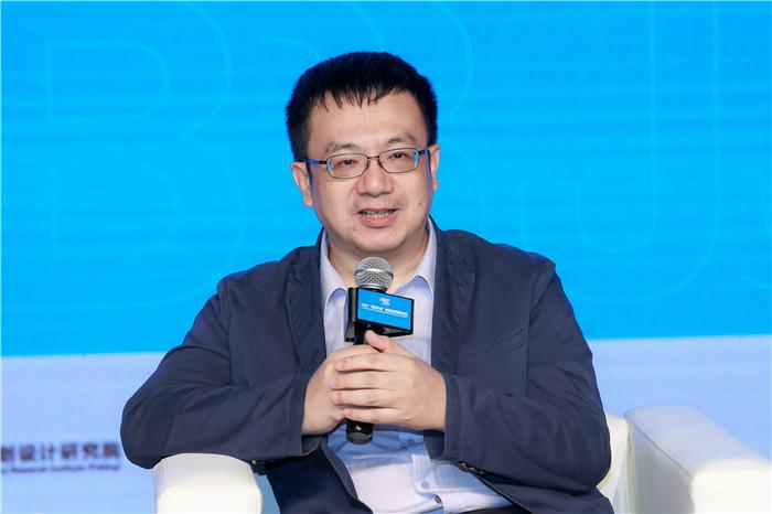 """蒋骏在北京国际设计周""""城市印迹""""国际峰会畅谈""""元宇宙"""""""
